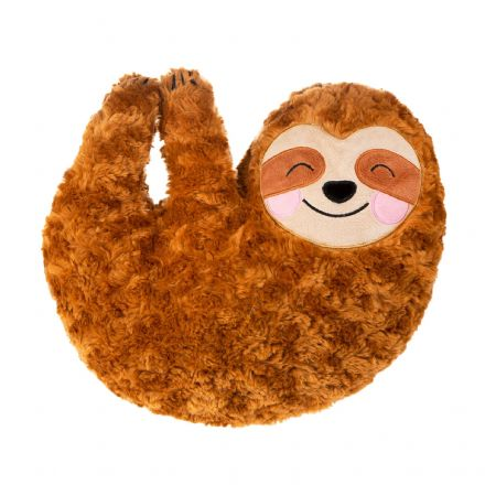 Happy Sloth Cuddle Cushion